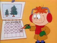 Jeremy check his calendar