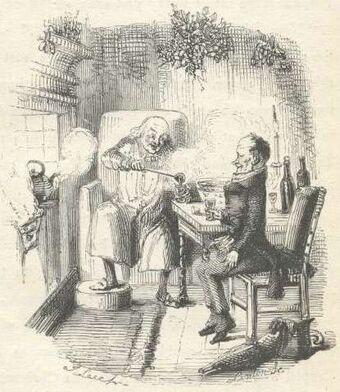 Ebenezer Scrooge | Christmas Specials Wiki | Fandom
