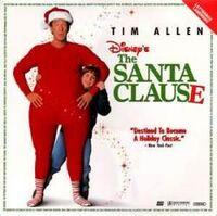 TheSantaClause Laserdisc