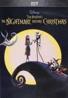 The Nightmare Before Christmas 2018 DVD