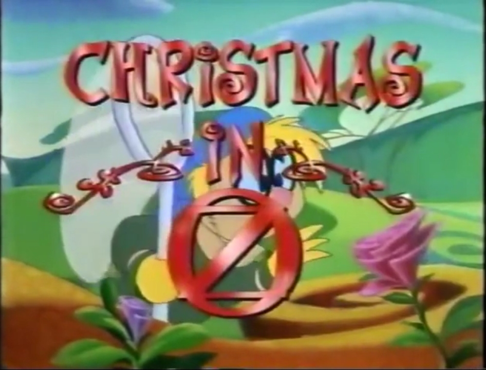 Christmas in Oz (The Oz Kids)