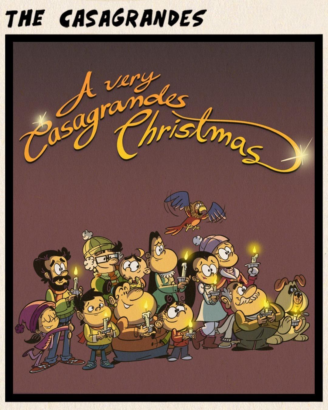 A Very Casagrandes Christmas