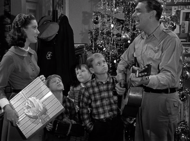 Christmas Story (The Andy Griffith Show)