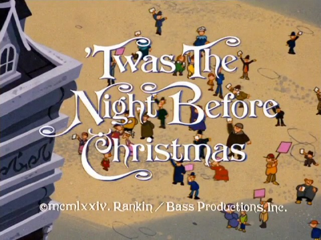 'Twas the Night Before Christmas (Rankin/Bass)