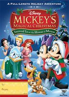 MickeysMagicalXmas DVD 2009
