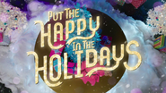 Put the Happy in the Holidays