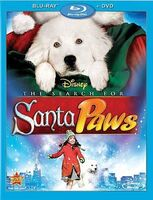 The Search for Santa Paw Blu-Ray DVD