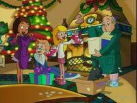 Sabrina The Animated Series Christmas