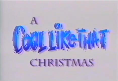 A Cool Like That Christmas