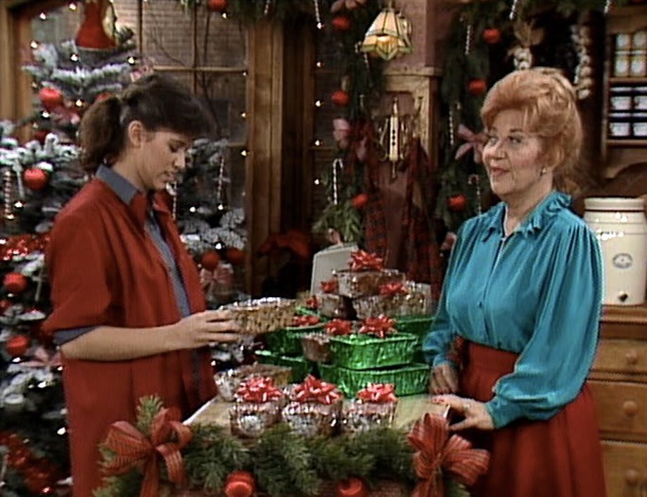 The Christmas Show (The Facts of Life)