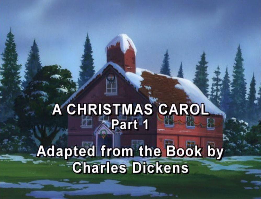 A Christmas Carol (Adventures from the Book of Virtues)