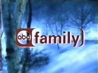 ABC Family Christmas logo from 2001