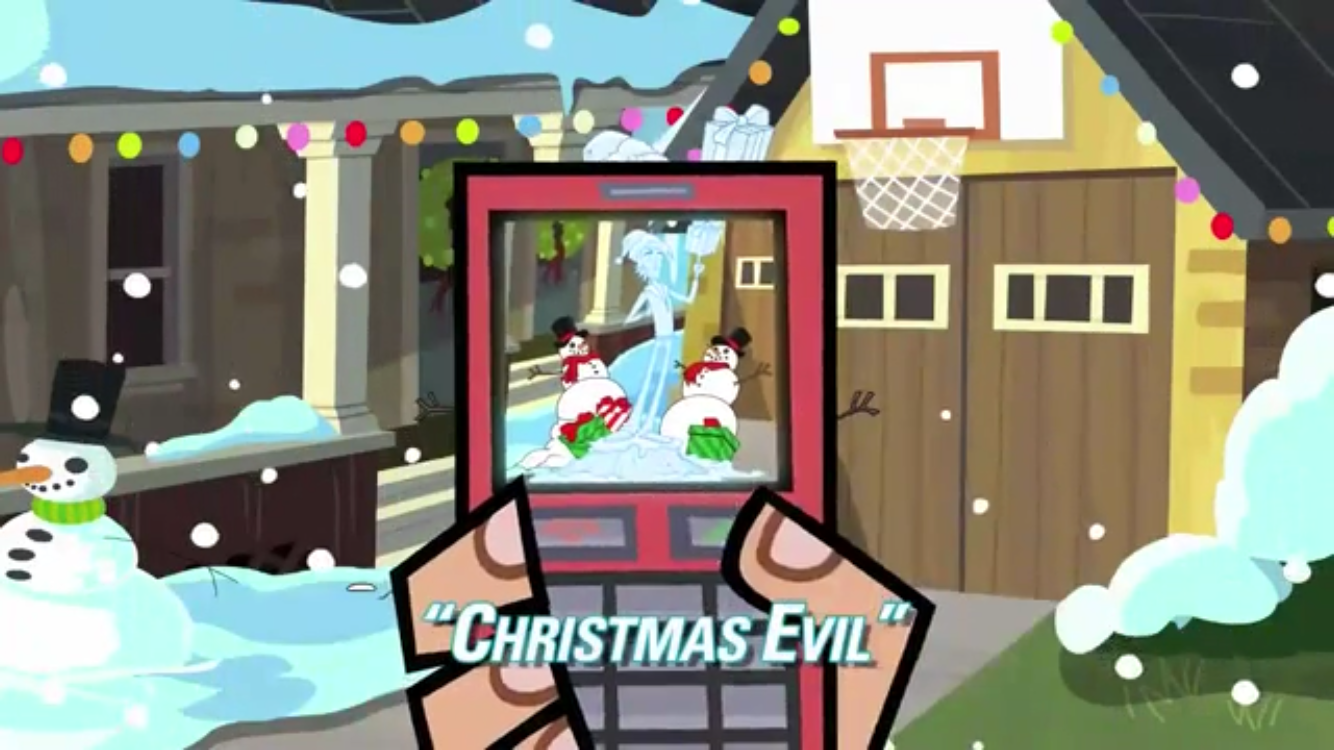 Christmas Evil (Packages from Planet X)