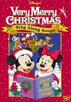 DisneysVeryMerryChristmasSongs DVD 2002