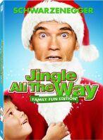 Jingle All The Way Family Fun Edition DVD