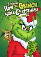 Grinch Ultimate Edition DVD