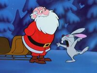 Santa with Hocus