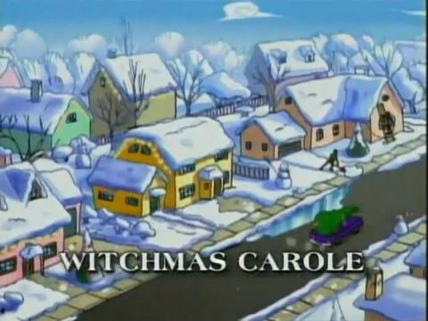 Witchmas Carole