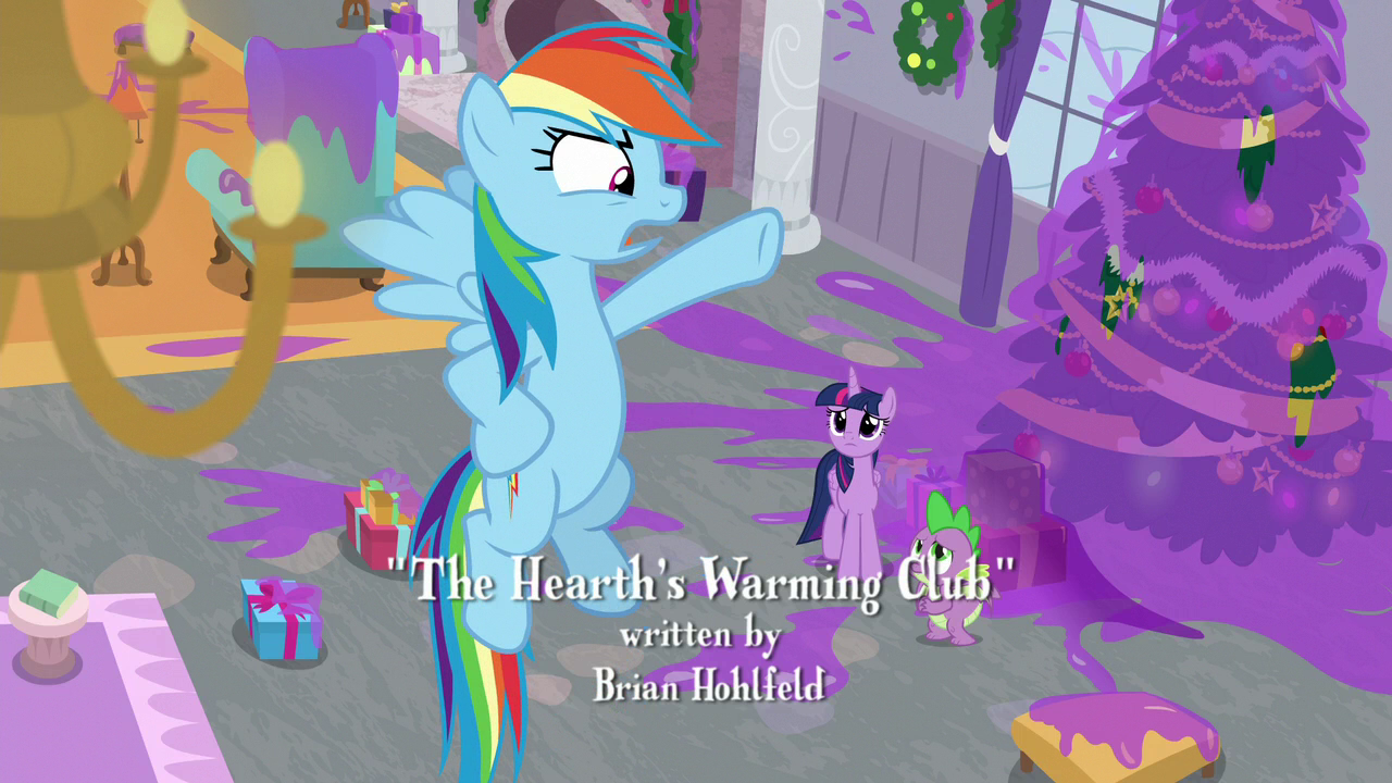 The Hearth's Warming Club