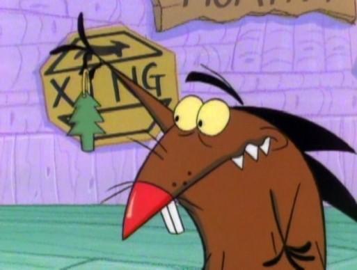 Daggett Beaver