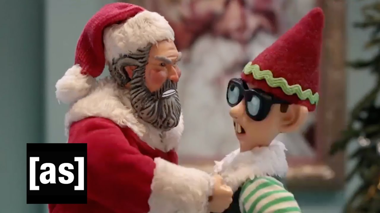 Robot Chicken Christmas Special: The X-Mas United