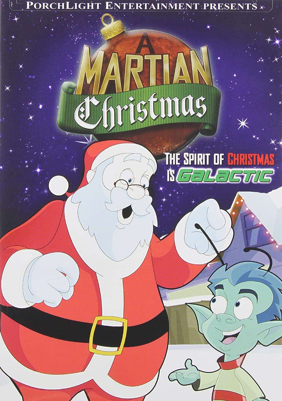 A Martian Christmas