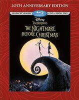 NightmareBeforeChristmas 20thAnniversary Bluray3D