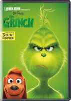 The Grinch DVD 1