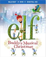 Elf Buddy's Musical Christmas Blu-Ray Combo
