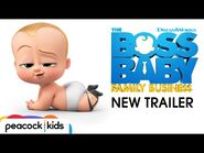 THE BOSS BABY- FAMILY BUSINESS - Official Trailer 2