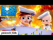 THE BOSS BABY- FAMILY BUSINESS - Official Trailer 3