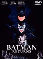 Batman Returns DVD 1997