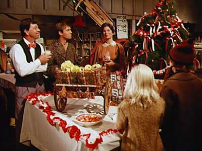 The Best Christmas (The Waltons)