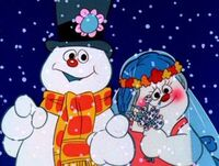 Frosty and Crystal