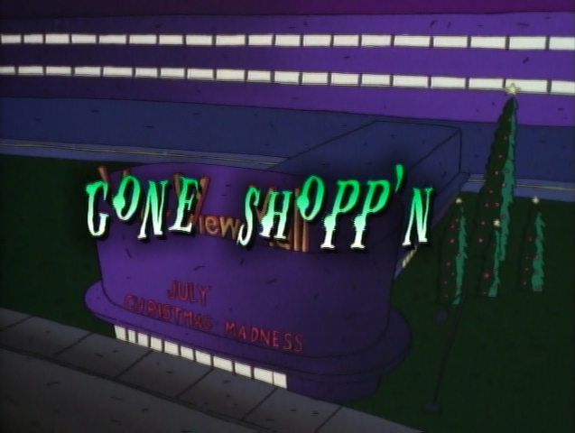 Gone Shopp'n