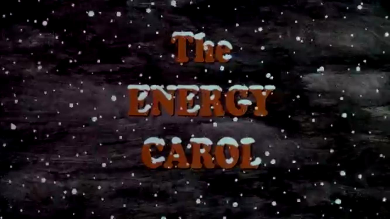 The Energy Carol