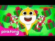 It's Fishmas Music Video - Baby Shark's Big Show - Christmas Song - Pinkfong Songs for Children