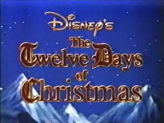 Disney's The Twelve Days of Christmas