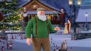 """""""Here At The North Pole"""" from the Elf Pets Arctic Fox Animated Special"""
