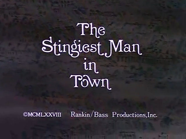 The Stingiest Man in Town (1978)