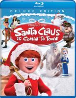 Santa Claus Is Coming To Town Bluray 2018