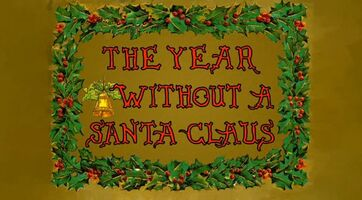 The Year Without a Santa Claus (2006) Title Card