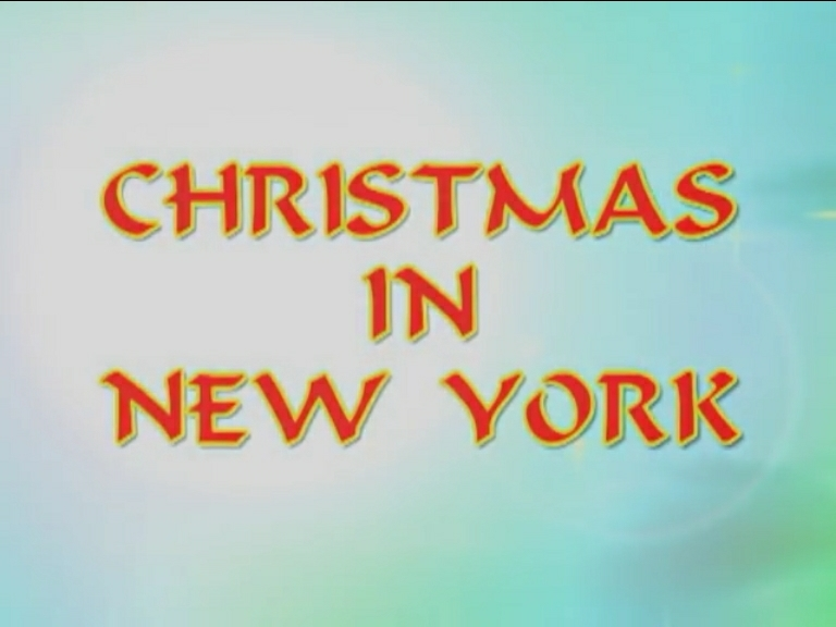 Christmas in New York (2005)