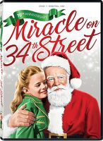 Miracle on 34th Street 2017 DVD