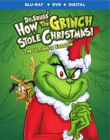 Grinch Ultimate Edition Blu-ray