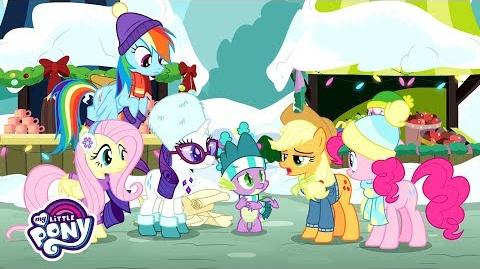 My Little Pony - Best Gift Ever Holiday Special 🎁 All New Trailer!!