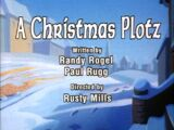 A Christmas Plotz