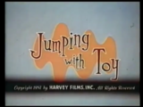 Jumping with Toy