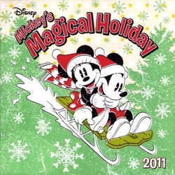 Mickey's Magical Holiday 2011