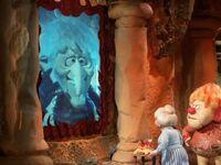 Mrs. Claus calls Snow Miser